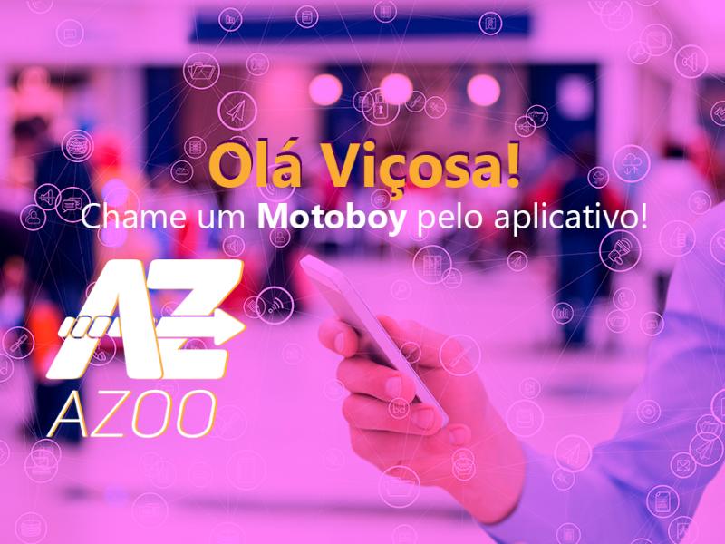 Viçosa agora tem Azoo, entregas de A a Z!