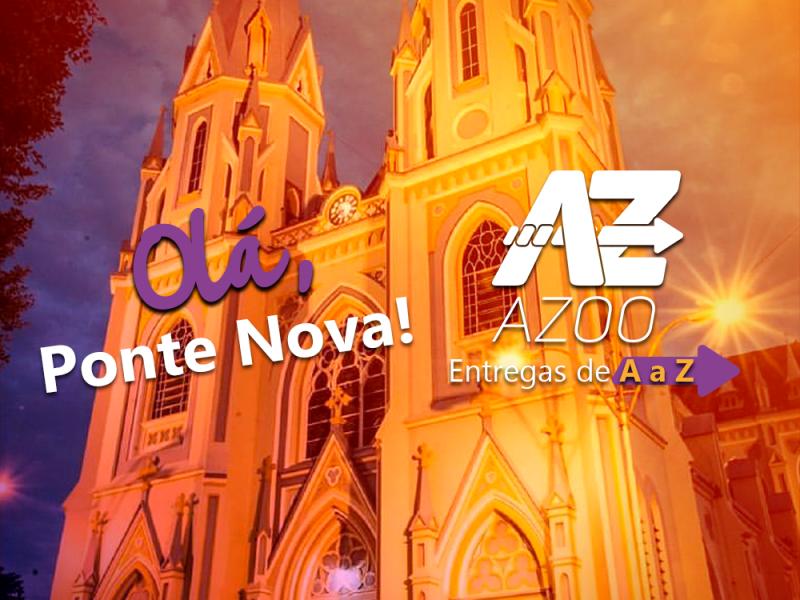 Fique atento: Azoo está expandindo suas atividades para outras cidades da região!